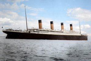 Reconstruyendo al Titanic