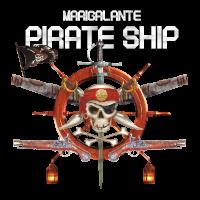 barco pirata marigalante puerto vallarta